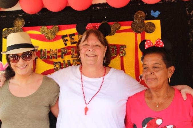 Emily, Mary, Rufina
